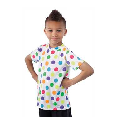 T SHIRT / BRIGHT DOT