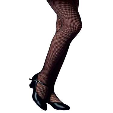 ECON MESH TIGHTS / BLACK